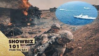 Phim Trung Quốc Điệp vụ biển đỏ tuyên truyền 'chủ quyền' Biển Đông lọt ra rạp Việt|Thảm đỏ Cine|VIEW