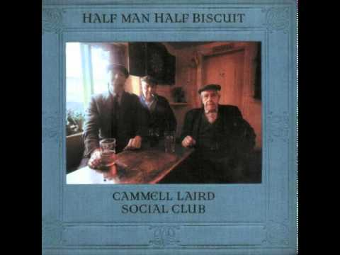 Half Man Half Biscuit - Paradise Lost Youre The Reason Why