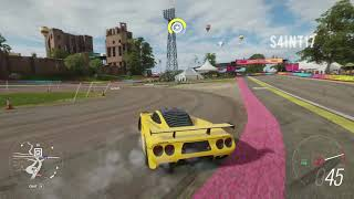 Driving Fast and Furious MT900S 2010 Mosler
