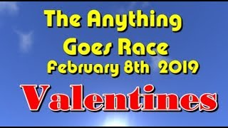 Anything Goes Race 2019  2 8 Valentines