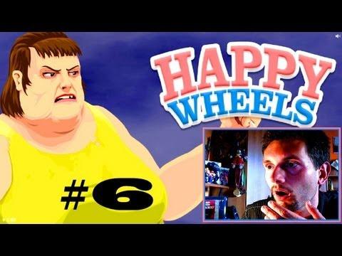 Happy Wheels #6 SICK SHIT! (Roj-Playing Games!)