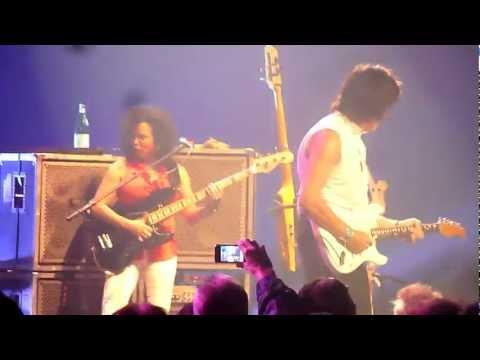 Jeff Beck...Bad Voodoo Romance Live In Montreal 2011