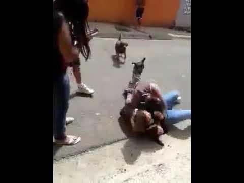 Pelea de mujeres en Costa Rica