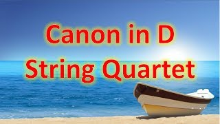 Pachelbel Canon In D 2 Hours String Quartet