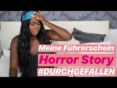 Meine Führerschein HORROR STORY #durchgefallen  - Storytime I Henriette Campbell