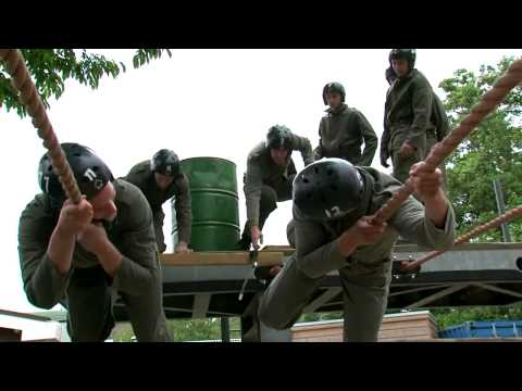 Practical Officer Selection Test (POST)| Royal Netherlands Armed Forces