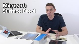 Surface Pro 4 Review overview