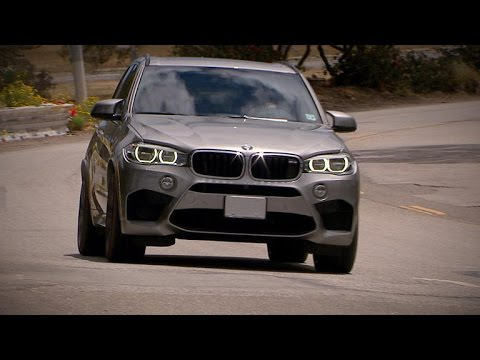 Car Tech - 2015 BMW X5 M