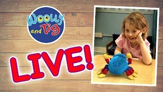 🔴LIVE! WOOLLY AND TIG FULL EPISODES