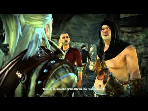 22. Let's Play The Witcher 2: Assassins of Kings - The Kayran: A Matter of Price