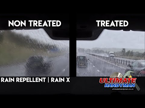 Rain X Rain repellent