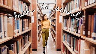 BACK TO SCHOOL LOOKBOOK