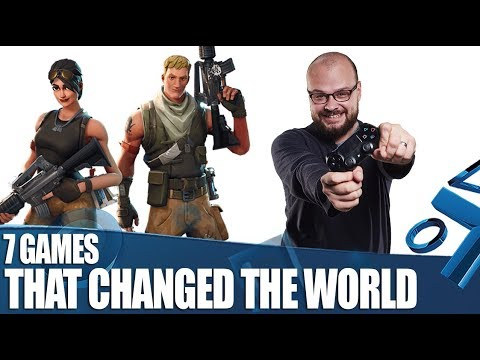 7 Games That Came From Nowhere And Changed The World