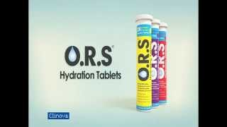 O.R.S. Oral Rehydration Salts