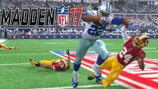 Madden 17 Career Mode Ep 11 - DOUBLE TRUCK STICK & A MEAN ANKLE BREAKER!
