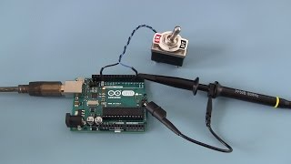 Improve your Arduino programming skills - The budget oscilloscope.