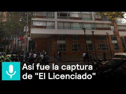 Raúl Cervantes, titular de la PGR, habla en Despierta con Loret sobre la captura de Dámaso López y el Cártel de Sinaloa; la captura de Javier Duarte; el escándalo Odebrecht; la recuperación...