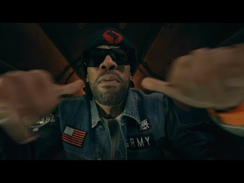 Dope D.O.D. feat. Redman - Ridiculous Pt.2 (Official Hip-Hop Video)