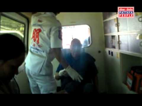 MULTI BIKE ACCIDENTS ON SUKHUMVIT ROAD