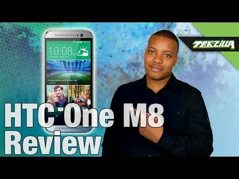 HTC One M8 Review with Mark Watson