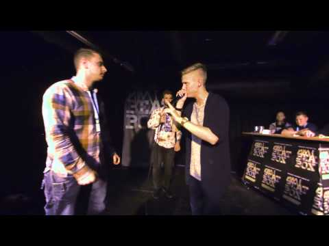 D9 vs Kimmiz - Final - Norwegian Beatbox Battle