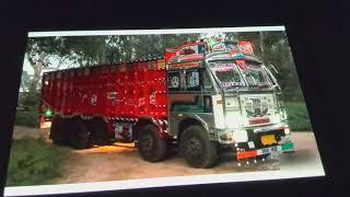 It is called true truck from Tata motors bring new series lpt 3718