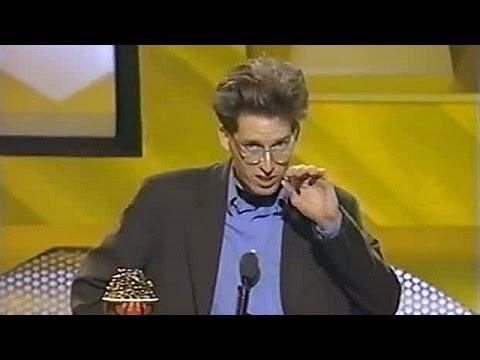 Wes Anderson - Best New Filmmaker - 1996 MTV Movie Awards