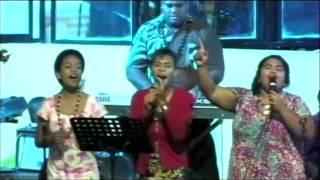 Io, Io Kalivari - Youth Worship Team AG Fiji 2016