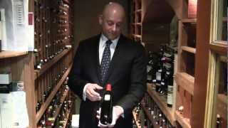 Klassen presents Alexander's Steakhouse' wines