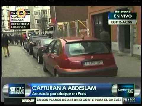 Capturan a Salah Abdeslan, autor de los atentados en Francia, París thumbnail