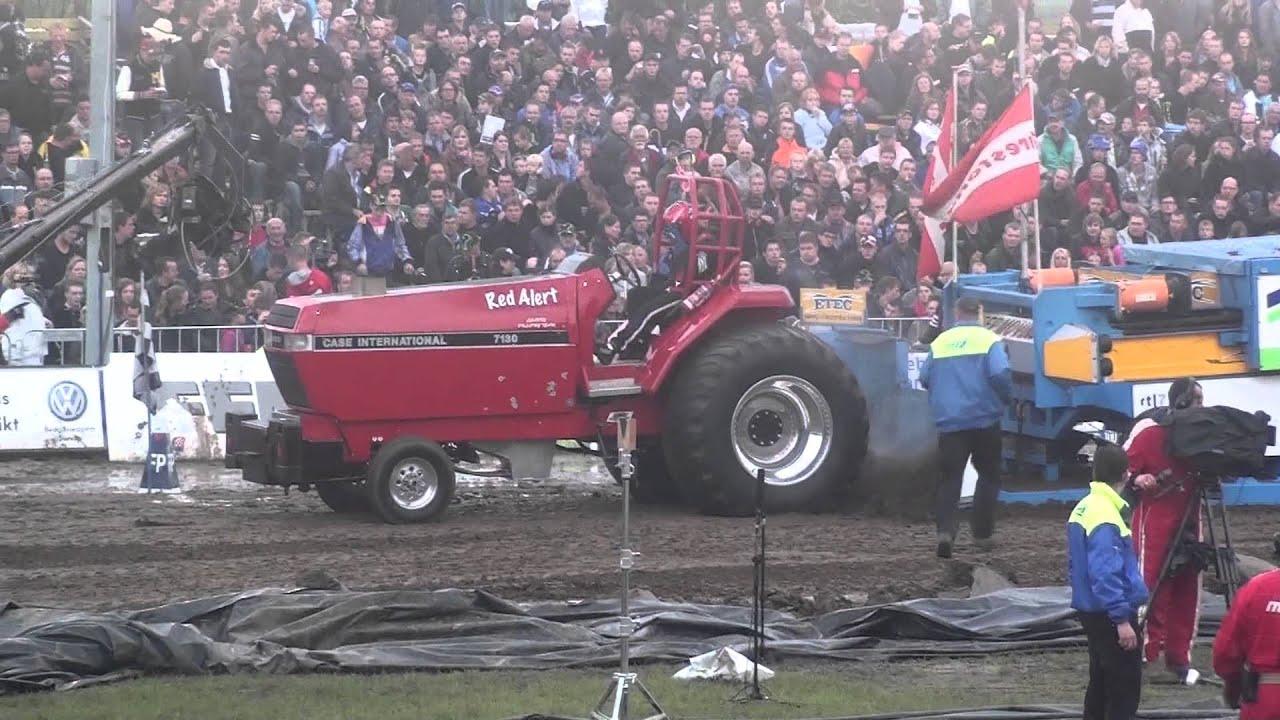 Ih Super Stock Pulling : Red alert gb case ih super stock tractor pulling