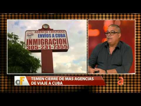 Temen cierre de mas agencias de viaje a Cuba