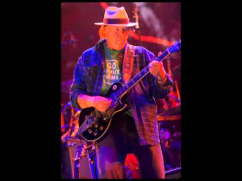 "Neil Young ""Coastline"" Hawks & Doves 1980"