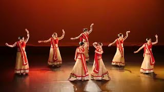 Dola Re Dola Indian Bollywood Dance Performance Hong Kong 印度寶萊塢舞蹈 表演 香港