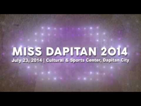 Miss Dapitan 2014 Teaser