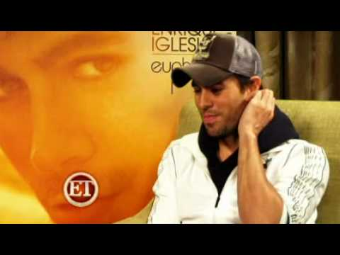 Enrique Iglesias on Losing World Cup Bet : I Will Water Ski Naked.