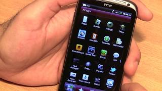 HTC Sensation Unboxing and Comparison feat  Samsung Galaxy S2