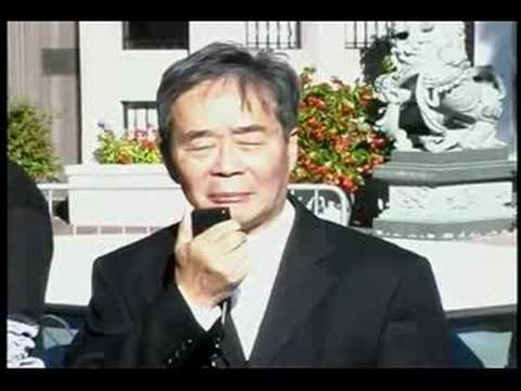 Chinese Concentration Camp Expert Harry Wu (Laogai)