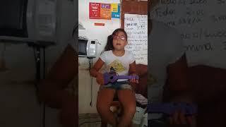 Myly arrasa cantando a música do Wesley Safadão apelido carinhoso