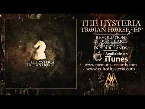 Hysteria - Revolution In Our Hearts Revolution In Your Hands