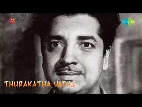 Thurakkatha Vaathil   Kadakkannin Munakondu song