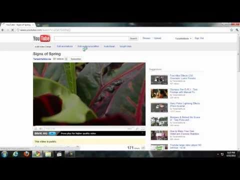 Bagaimana Cara Mengupload Video ke Youtube