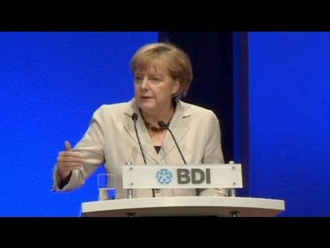 Merkel and Draghi urge reforms