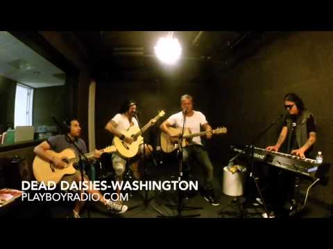 The Dead Daisies - Washington (Live at Playboy Radio)