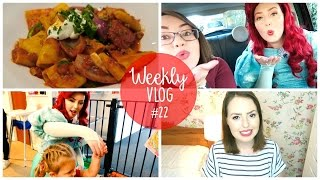 Weekly Vlog #22 | My First Princess Party