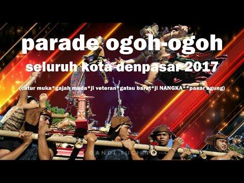 ogoh-ogoh kota denpasar2017