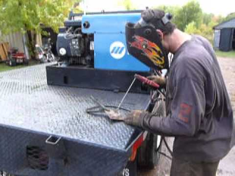 similiar miller trailblazer 300 g keywords miller 251 welder miller trailblazer 251 welder generator test run