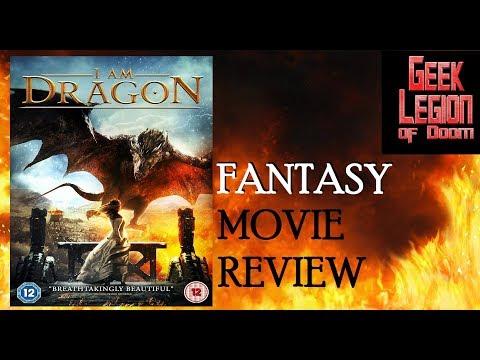 I AM DRAGON ( 2015 Matvey Lykov ) aka ON-DRAKON aka DRAGON INSIDE ME Fantasy Movie Review streaming vf
