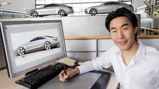 Mercedes CLS — Дизайн