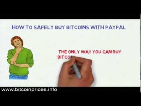 Bitcoin For Beginners - Buying Bitcoin With Paypal HOW TO